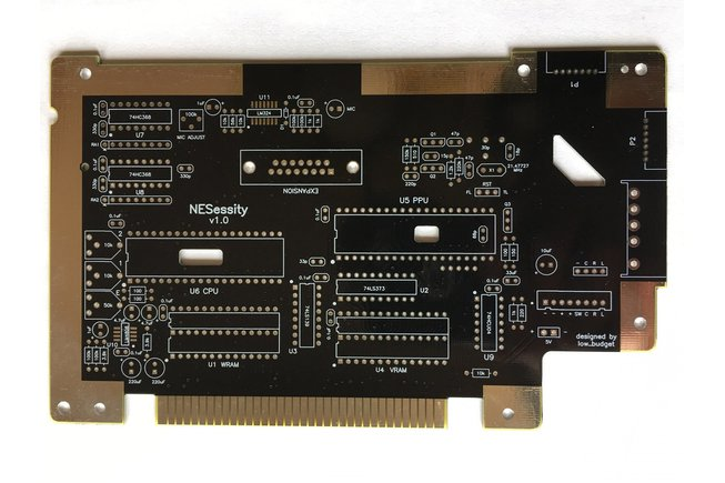 NESessity NES PCB Replacement