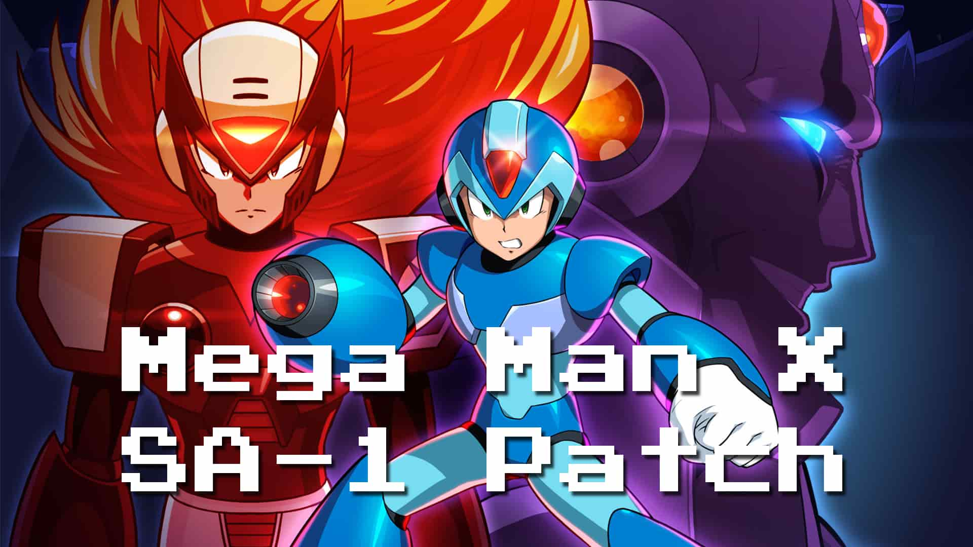 SA-1 patch for Mega Man X released