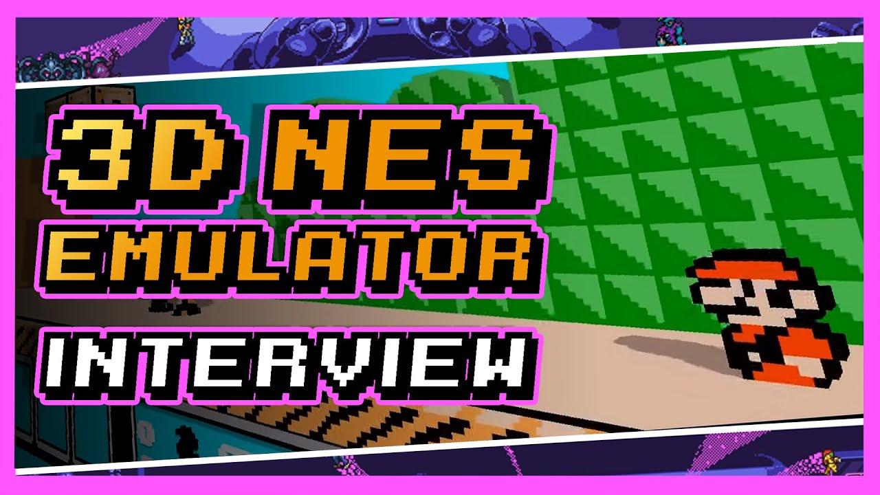 St1ka Interview with 3D NES Emulator Creator