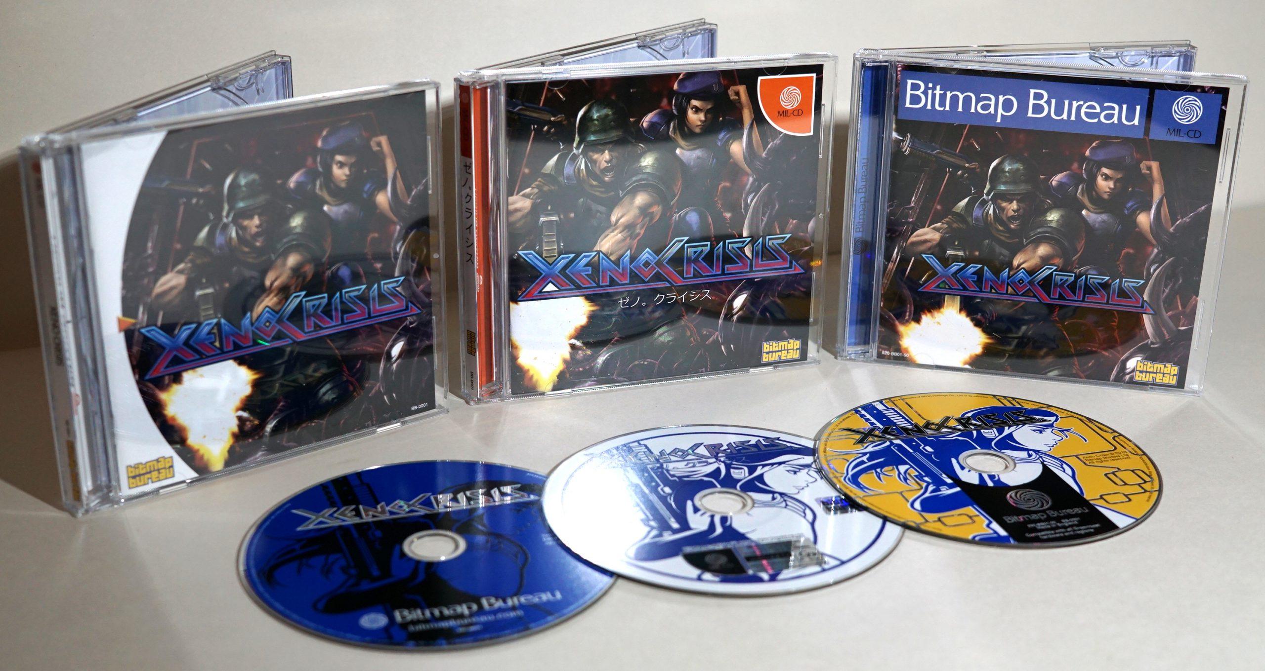 Dreamcast Xeno Crisis Released