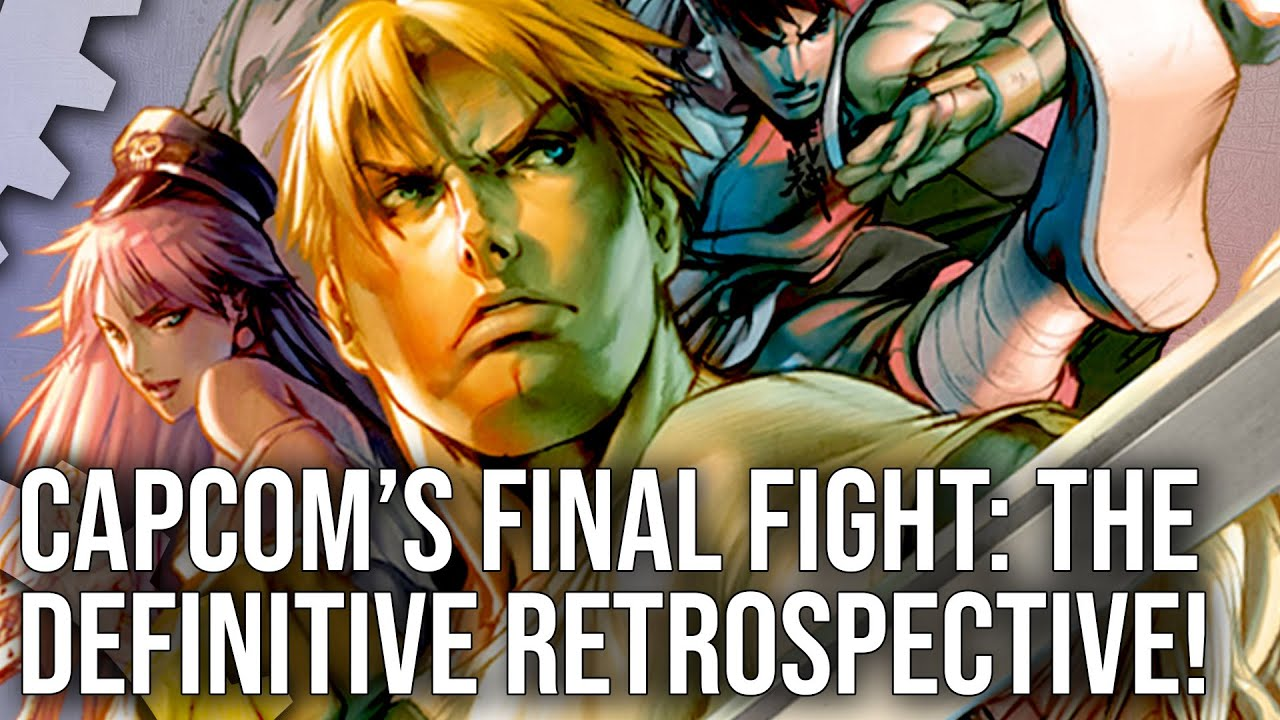 DF Retro: Final Fight – The Definitive Retrospective