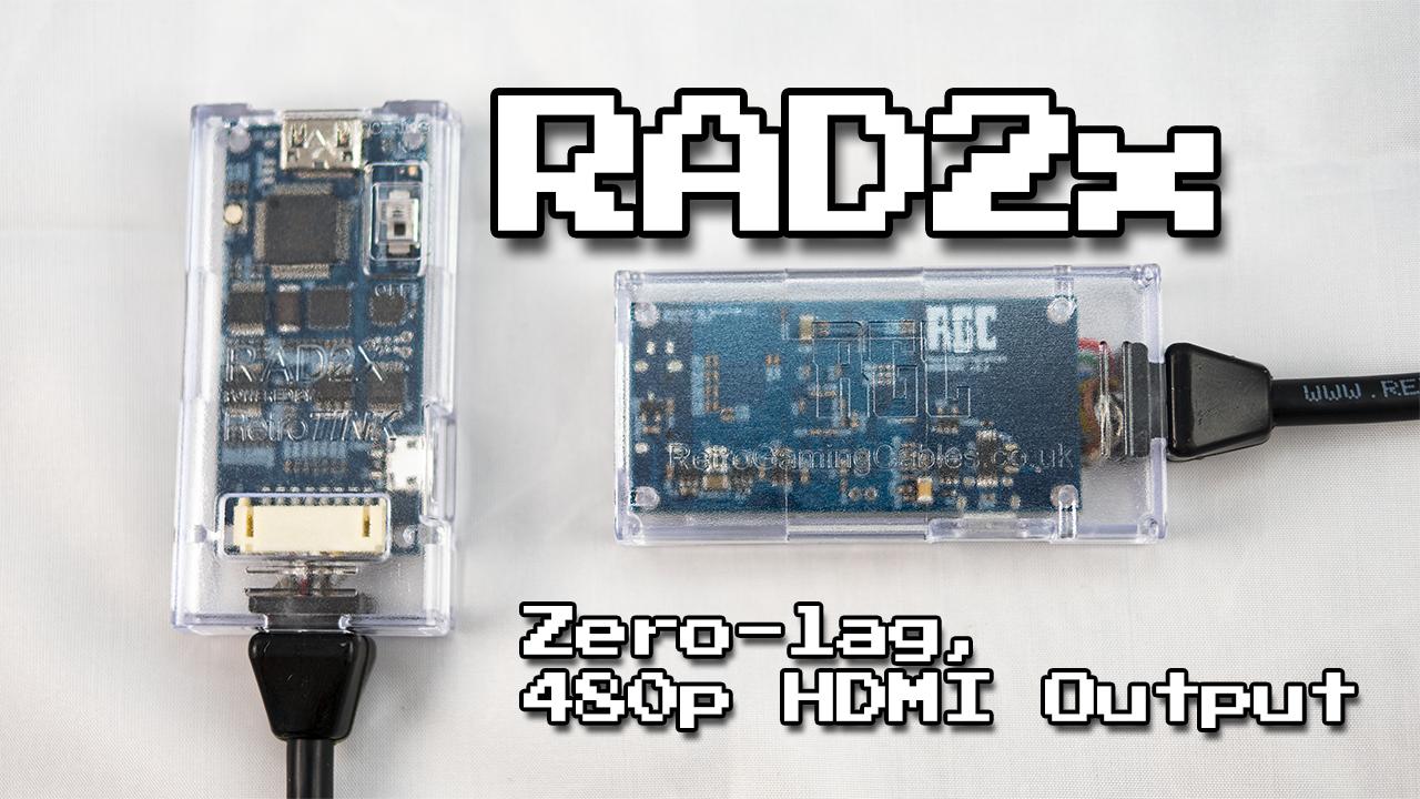 RAD2x Pre-Orders Back open!