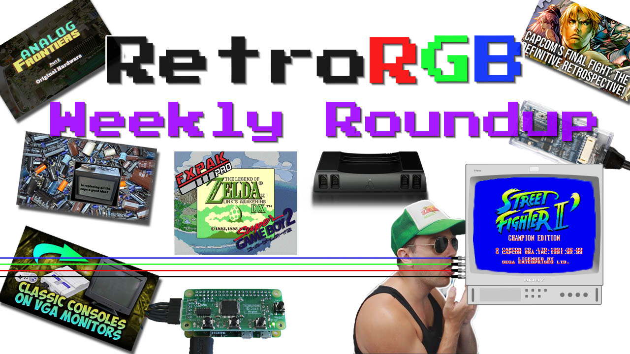Weekly Roundup #209