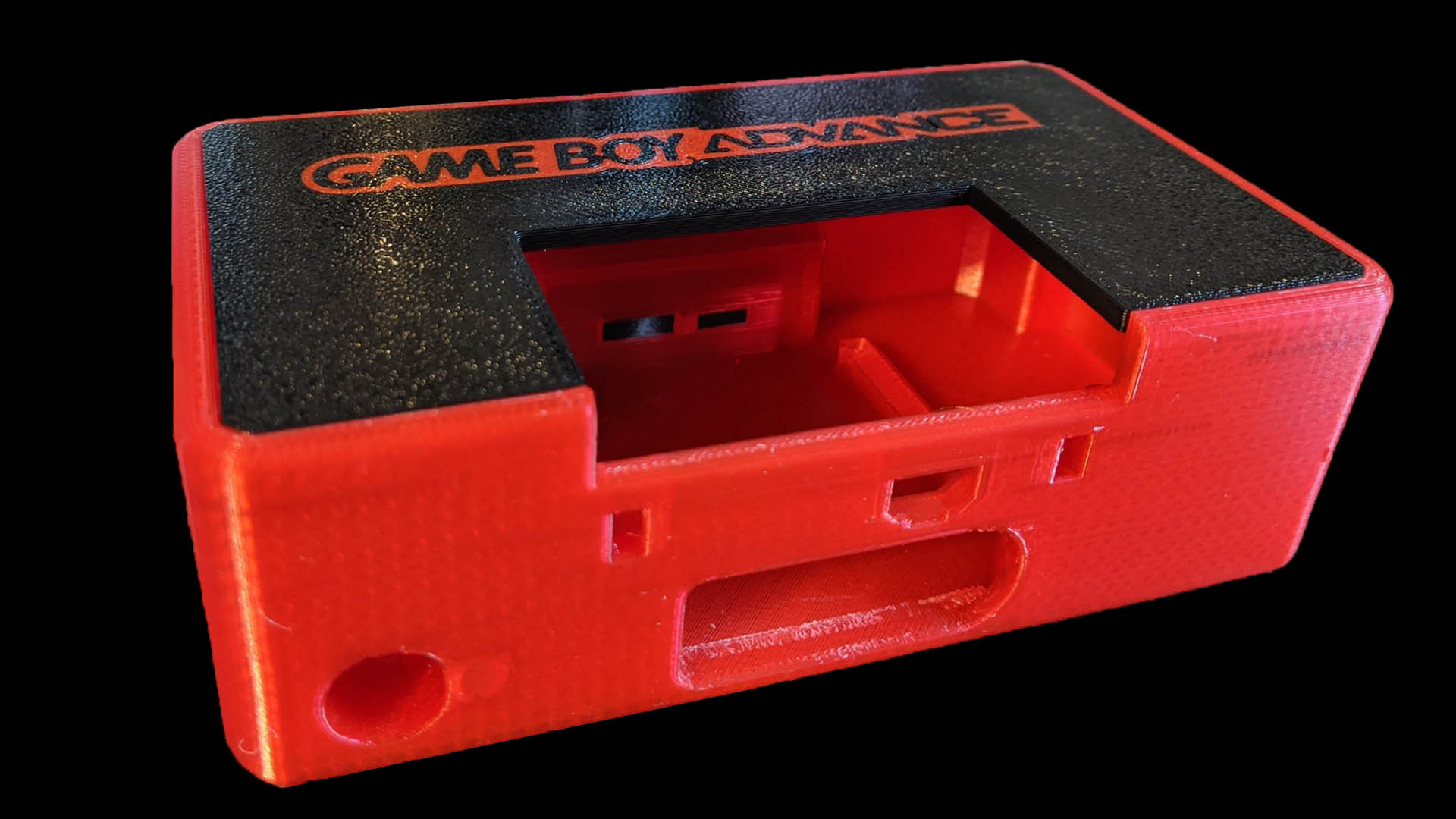 GBAz Case Available on Thingiverse