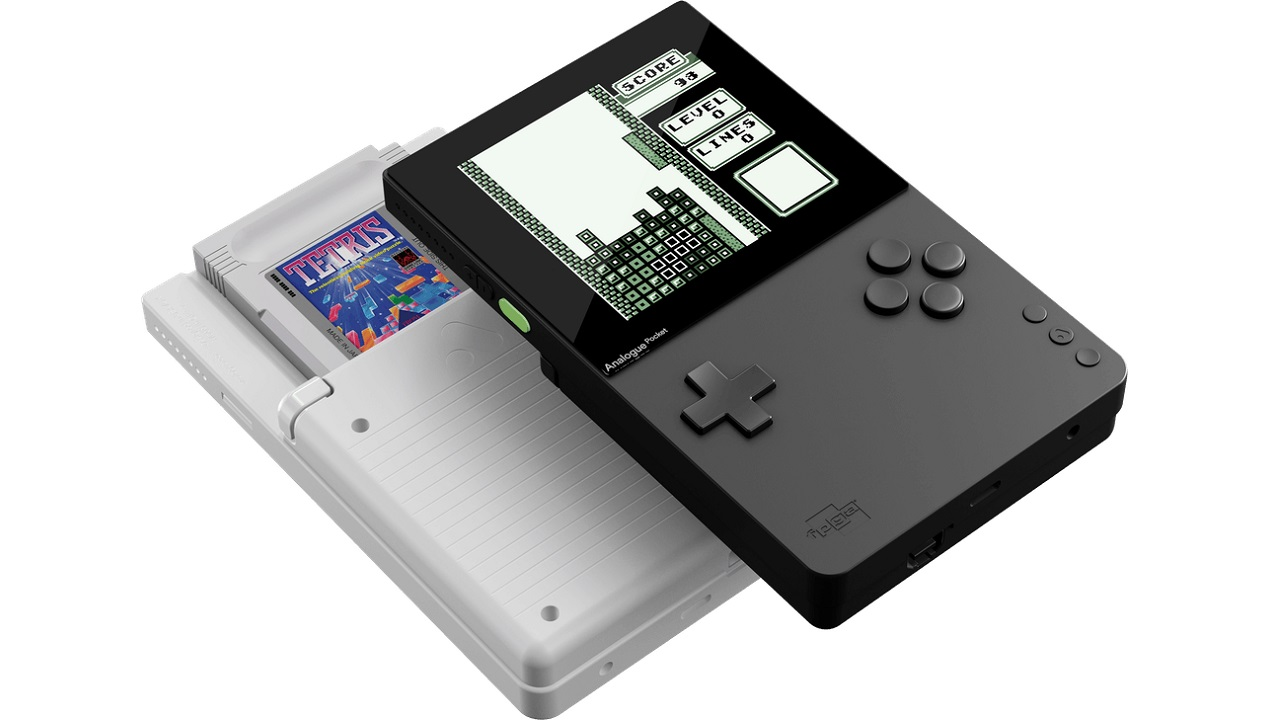 Analogue Pocket Pre-Orders Opening Monday August 3rd