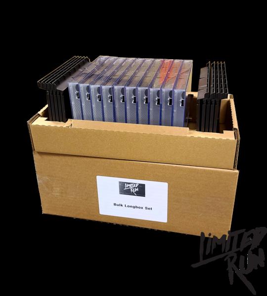Sega Saturn/Sega CD Replacement Cases