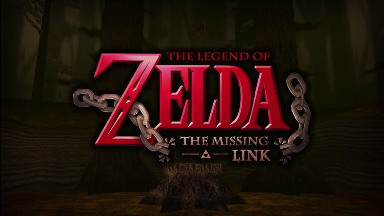 Zelda OoT Fan Game:  The Missing Link