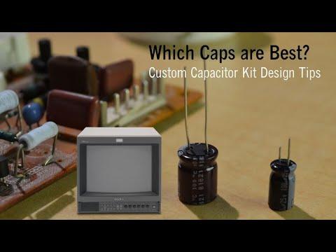 Helpful Guide Purchasing Cap Kits   RetroTechUSA
