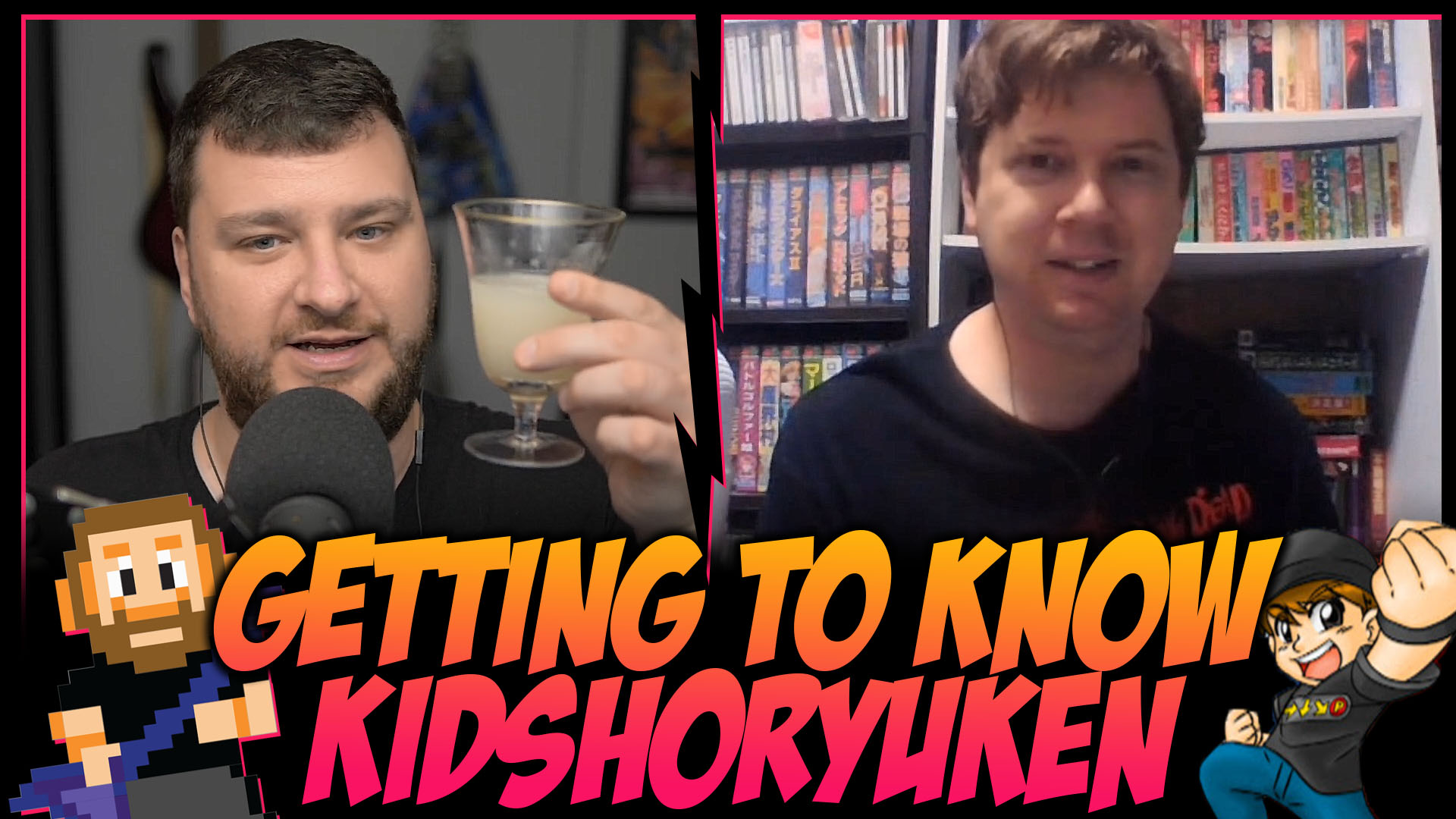 "Interview:  Jim ""KidShoryuken"""