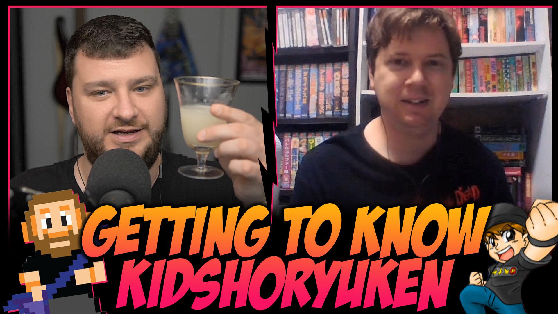 "Interview:  Jim ""KidShoryuken"""