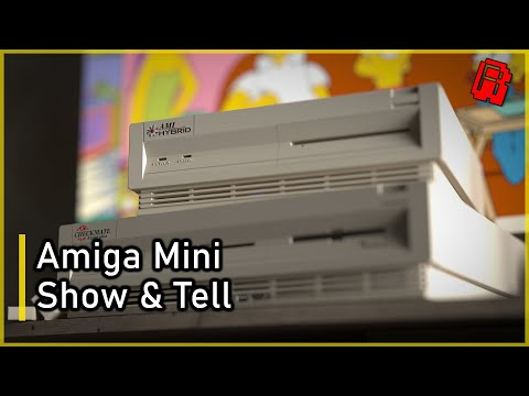 Amiga Mini & Amig-Hybrid | R.M.C. & Stephen Jones