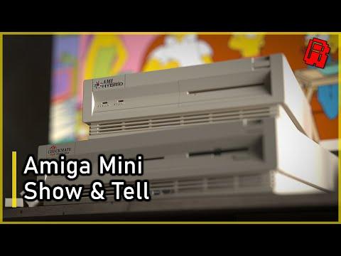 Amiga Mini & Amig-Hybrid | R.M.C. & Stephen Jones