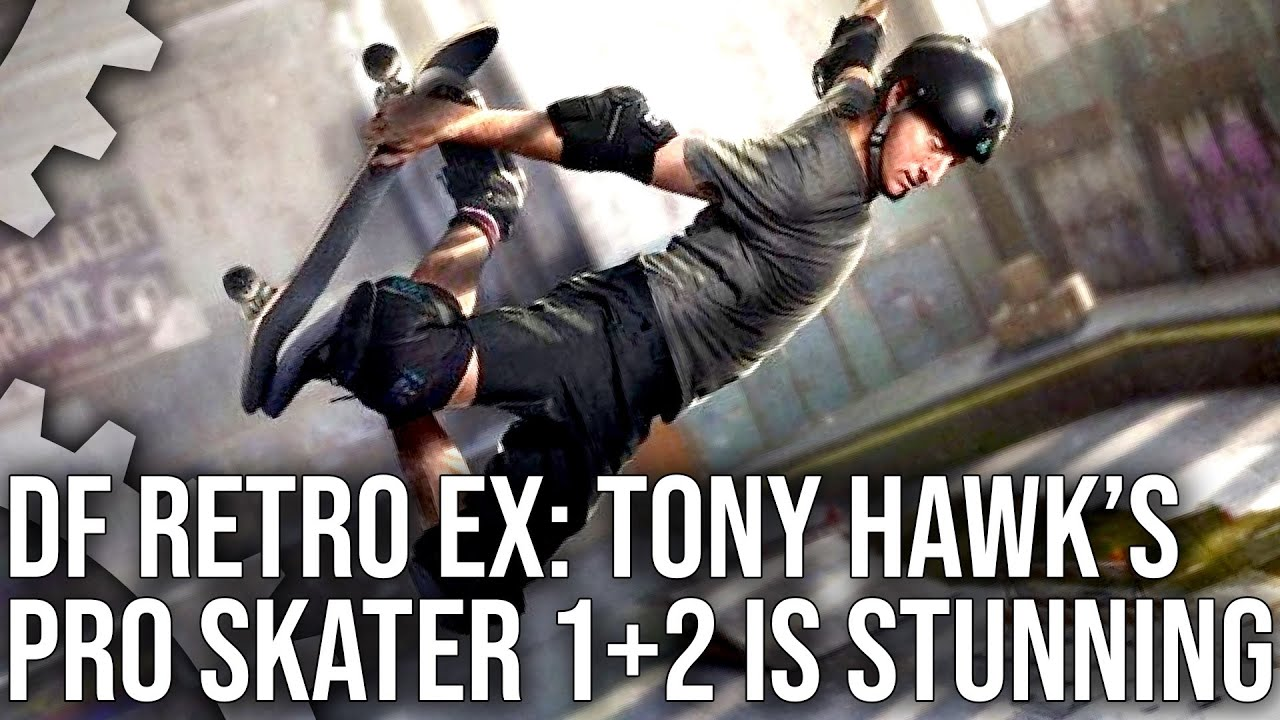 Tony Hawk's Pro Skater 1+2: One of the best remakes of all time?