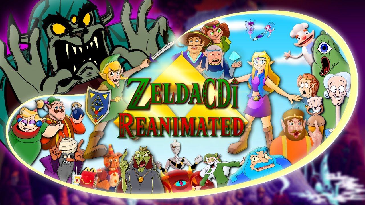 Zelda CDi 'Reanimated'