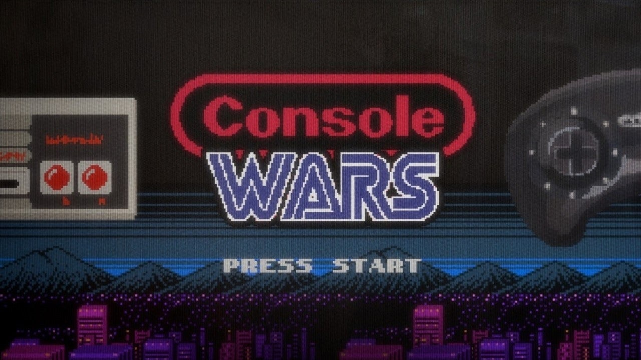 Console Wars Documentary Available September 23