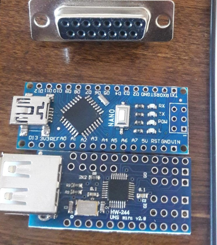 USB2DB15 – Supergun Adapter