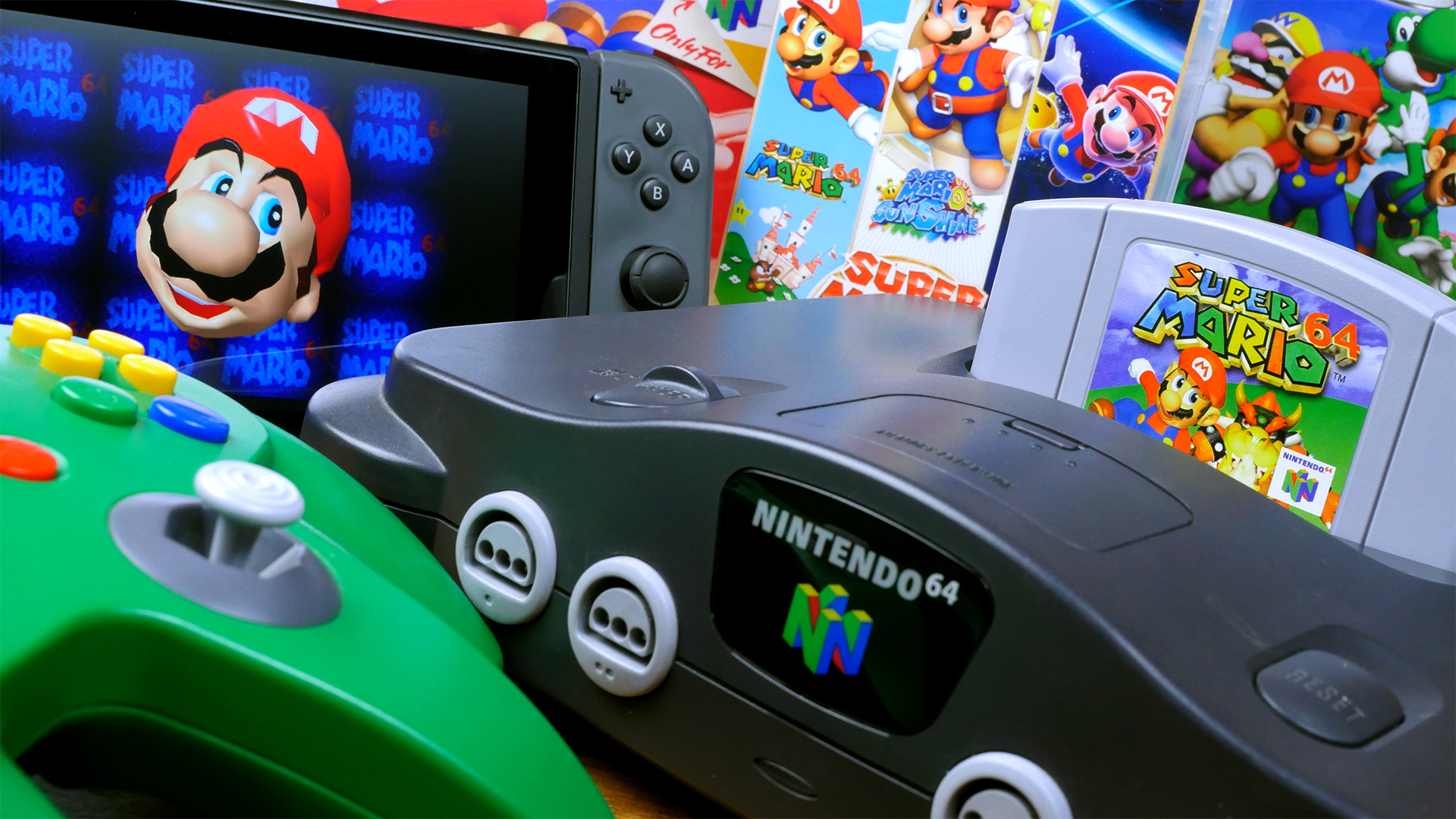 The Best Way to Play Super Mario 64