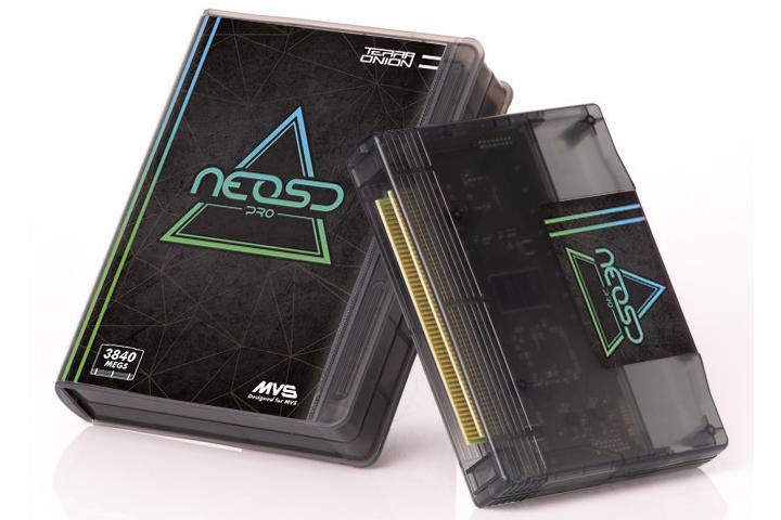 Neo SD Pro MVS Version Released