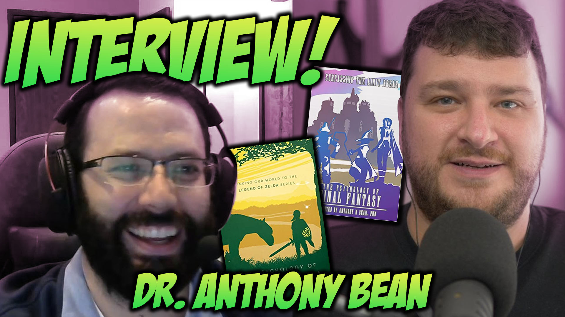 Interview with Dr. Anthony Bean – The 'Video Game Doc'