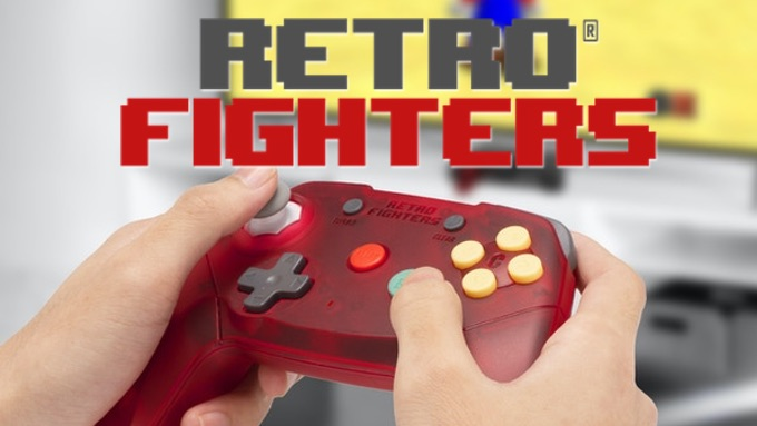 Retro Fighters Announces Wireless N64 Controller