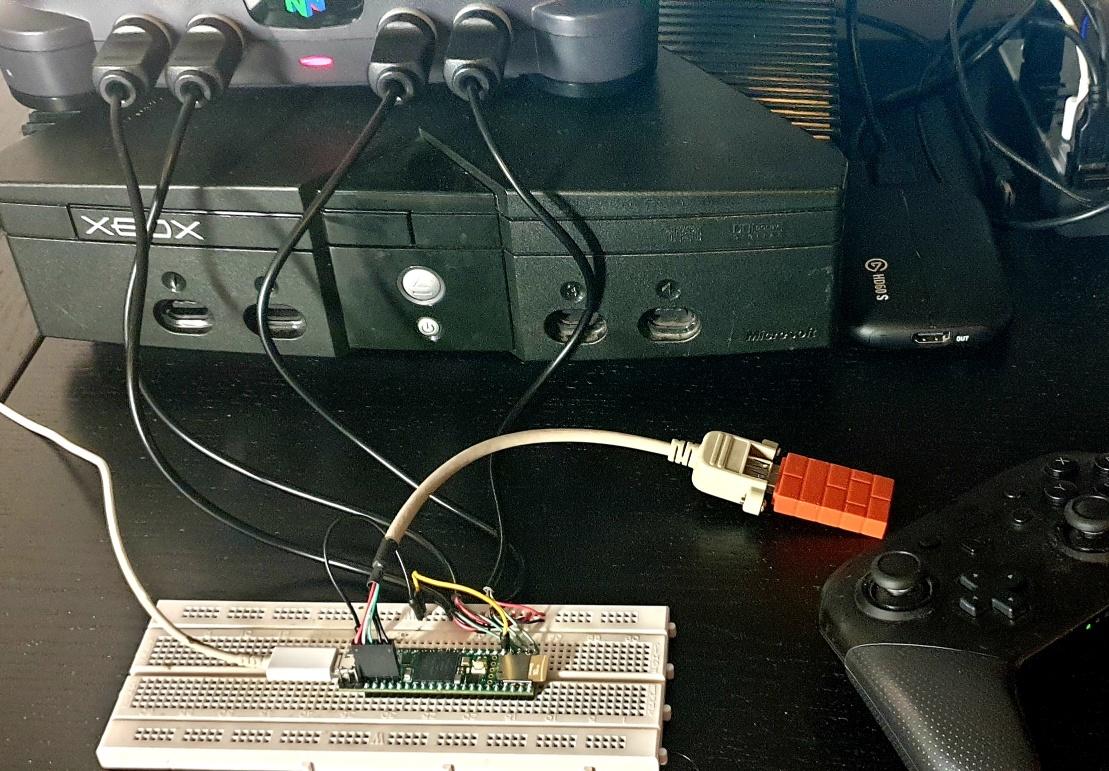 USB64