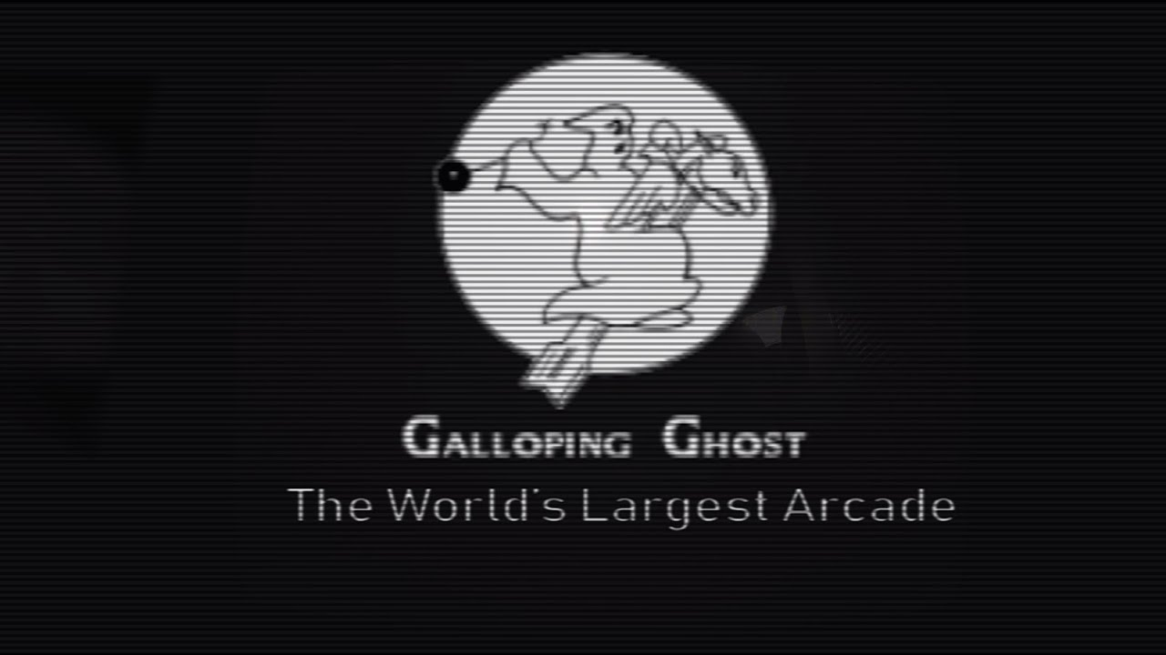 Galloping Ghost Arcade Documentary