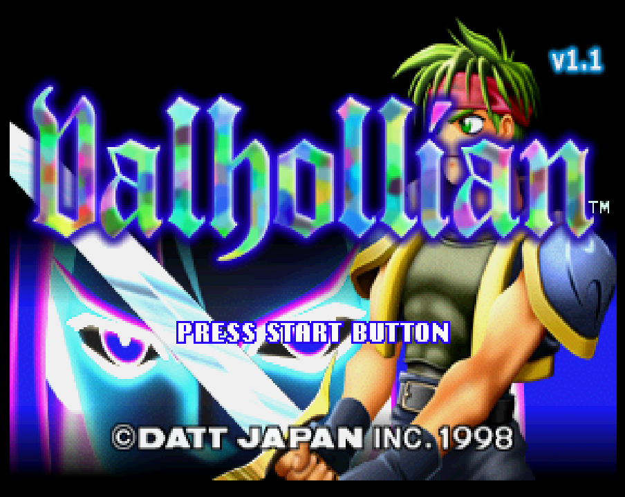 Sega Saturn's Valhollian Translated to English
