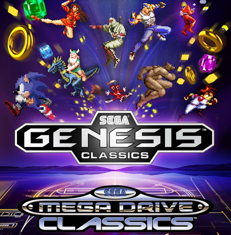 58 Sega Genesis ROMs for under $10