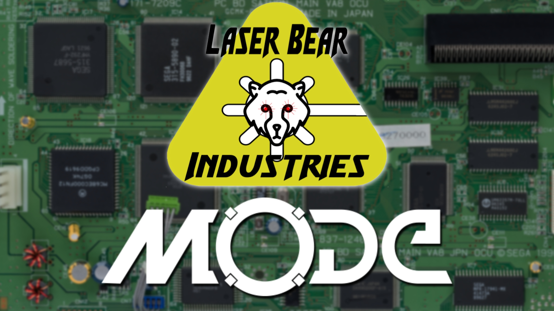 Laser Bear Releases Saturn MODE Mount