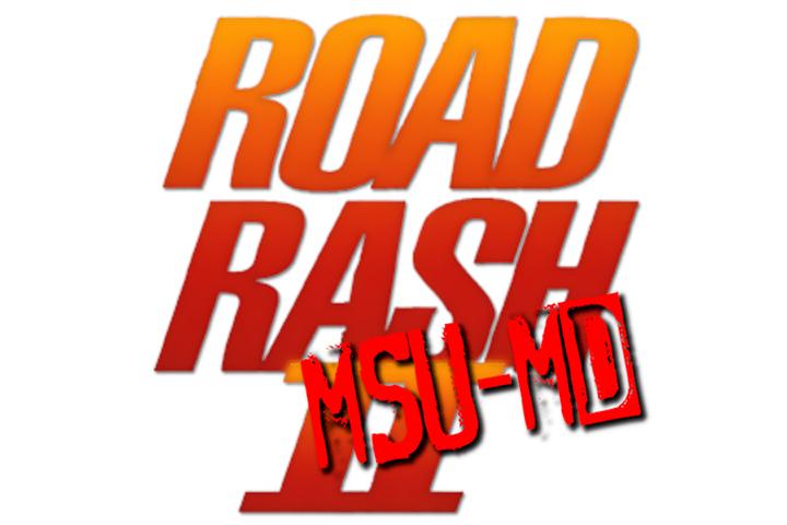 Road Rash II MSU-MD Released