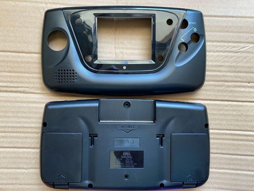 Game Gear shells by Retrosix