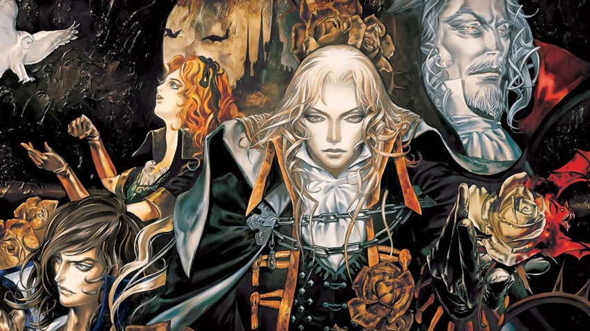 Castlevania: SOTN English Patch Released for the Sega Saturn
