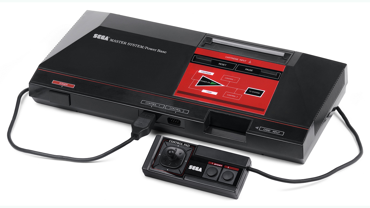 Write-up about the Sega Master System Architecture