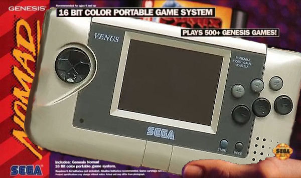 "Sega ""Venus"" Prototype Revealed"