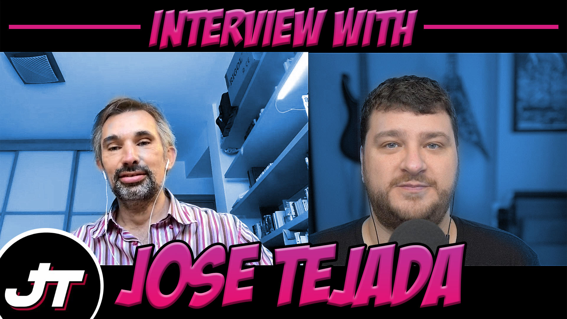Interview with Jose Tejada aka Jotego