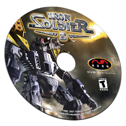 Iron Soldier 3 Re-Release for NUON
