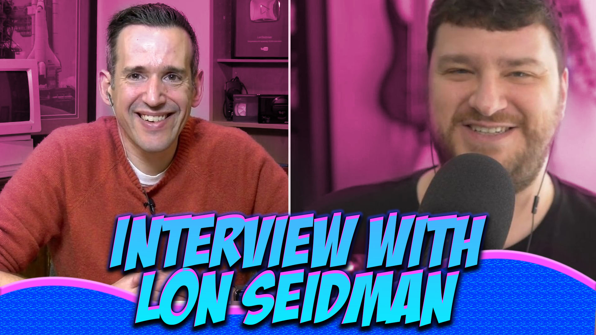 Interview with Lon Seidman