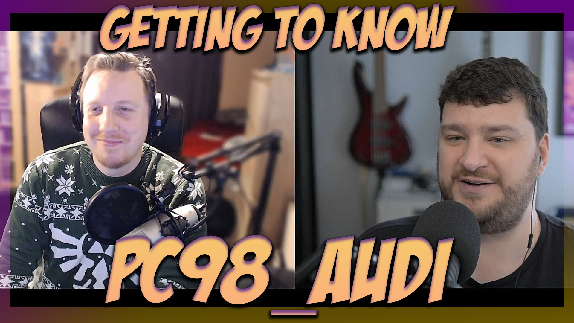 Interview With PC98_Audi