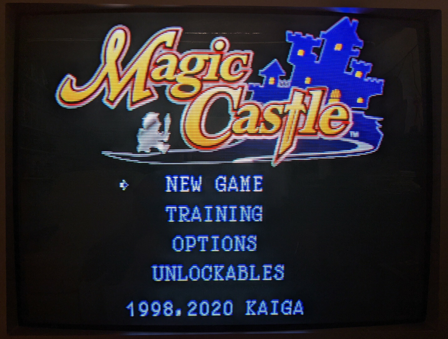 Magic Castle PlayStation game released after 23 years
