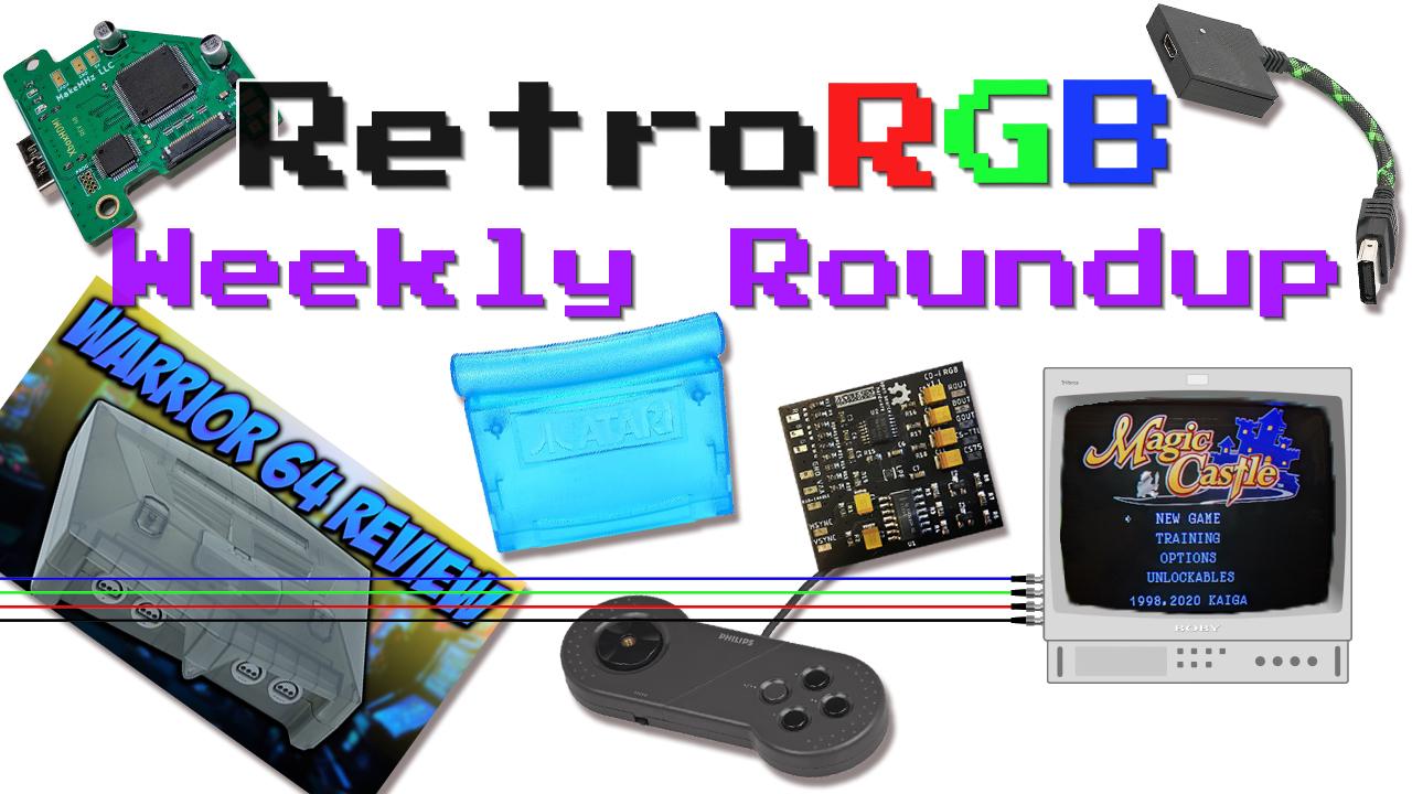 Weekly Roundup #235