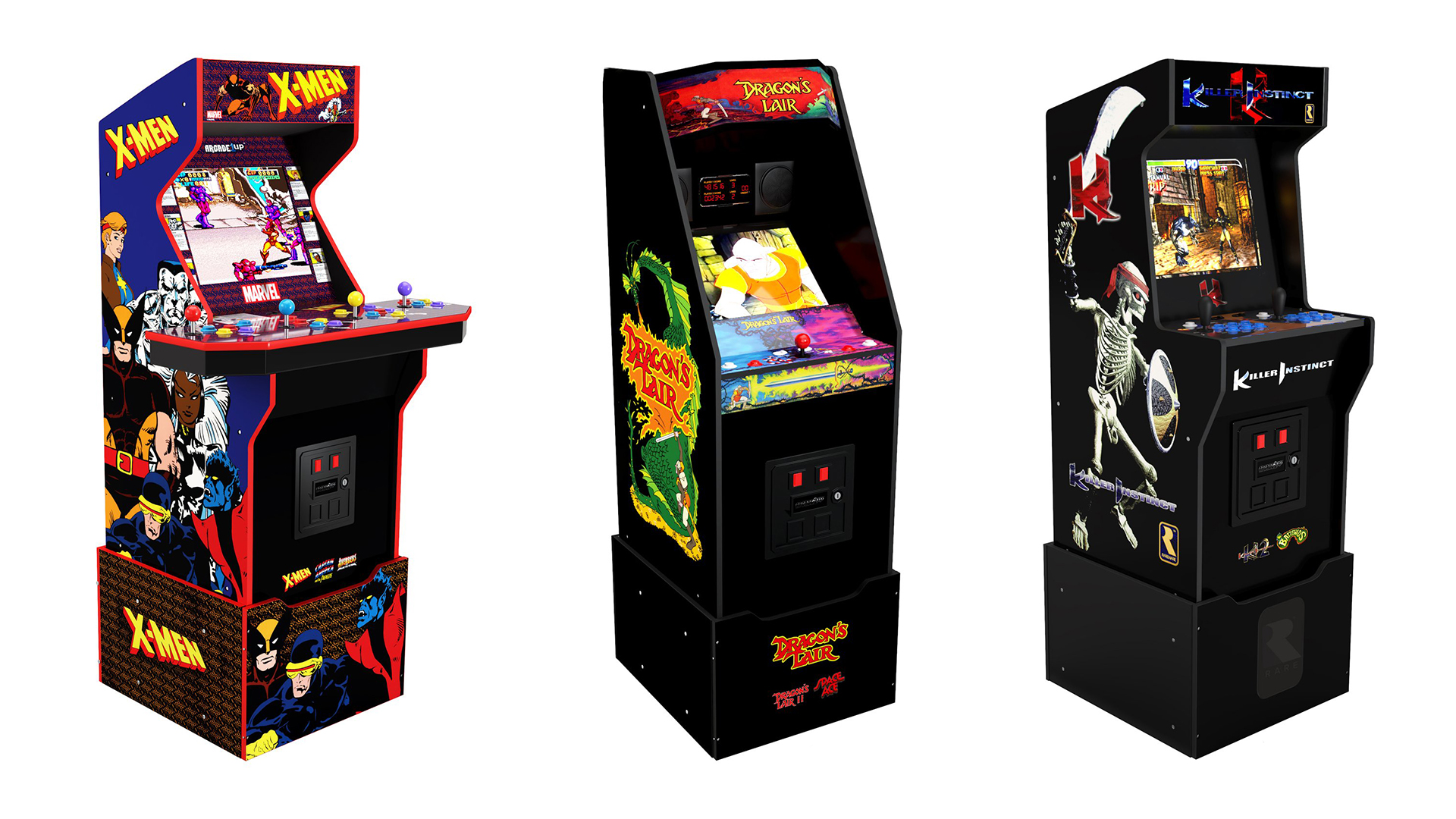 Arcade1Up 2021 Product Announcements