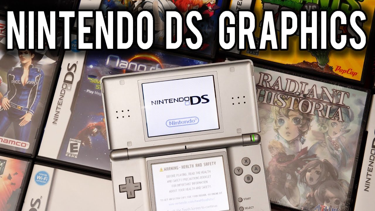 How Nintendo DS Graphics Worked