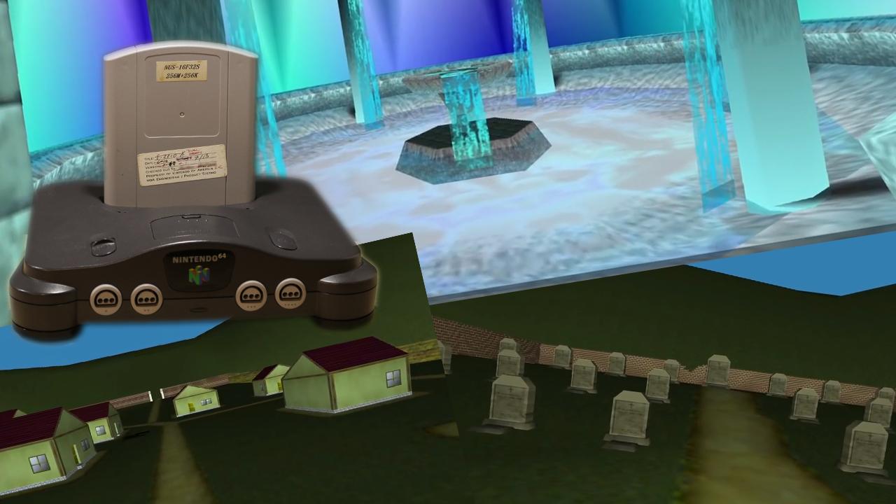 A Zelda 64 Beta Was Found (well, half of it)