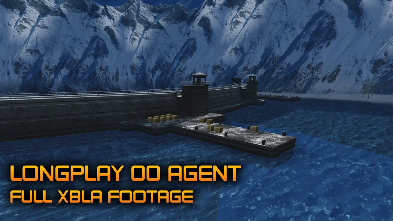 Longplay of The Canceled Xbox 360 Port of GoldenEye is on YouTube