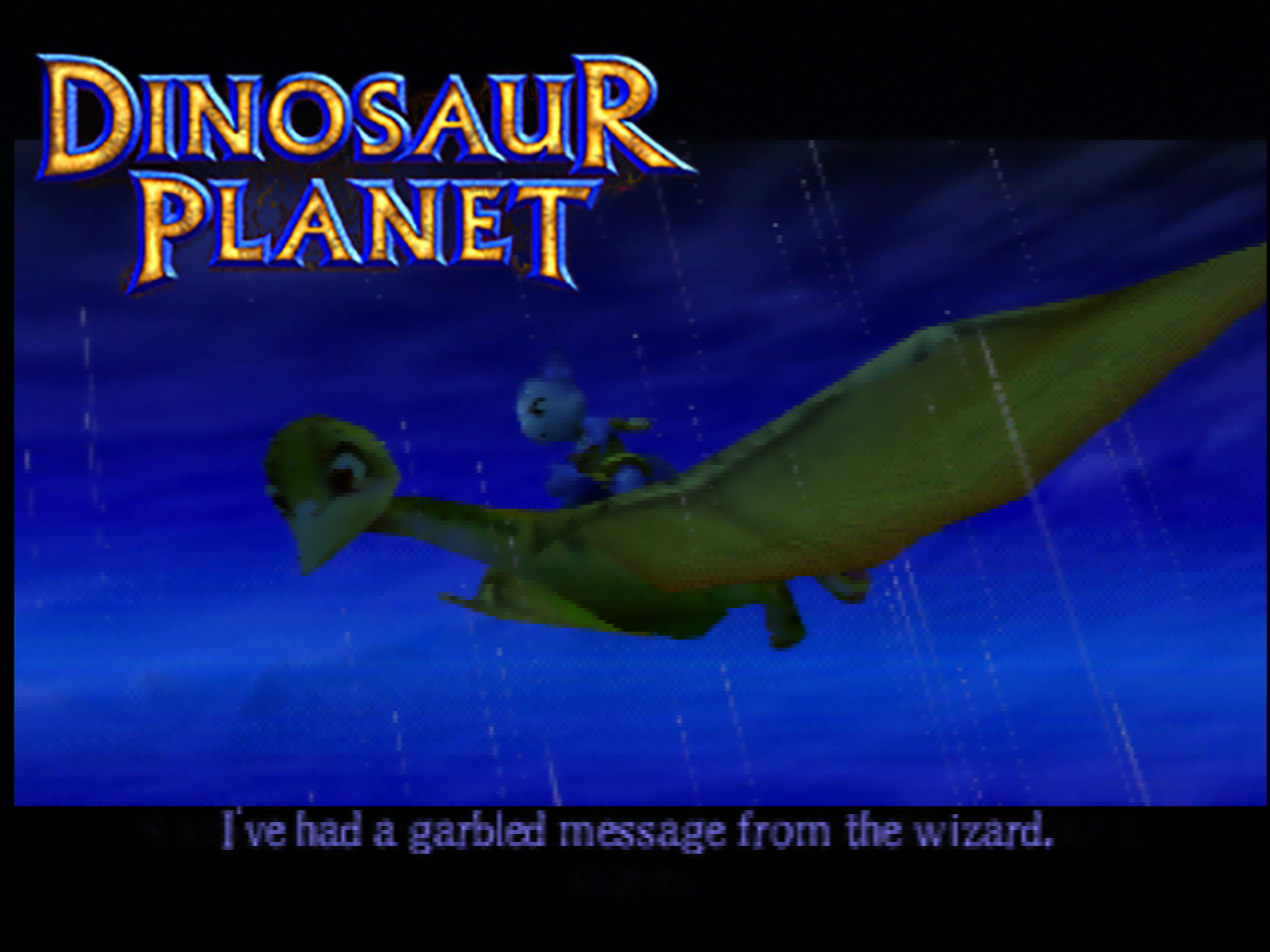 A Beta of Dinosaur Planet Has Been Released