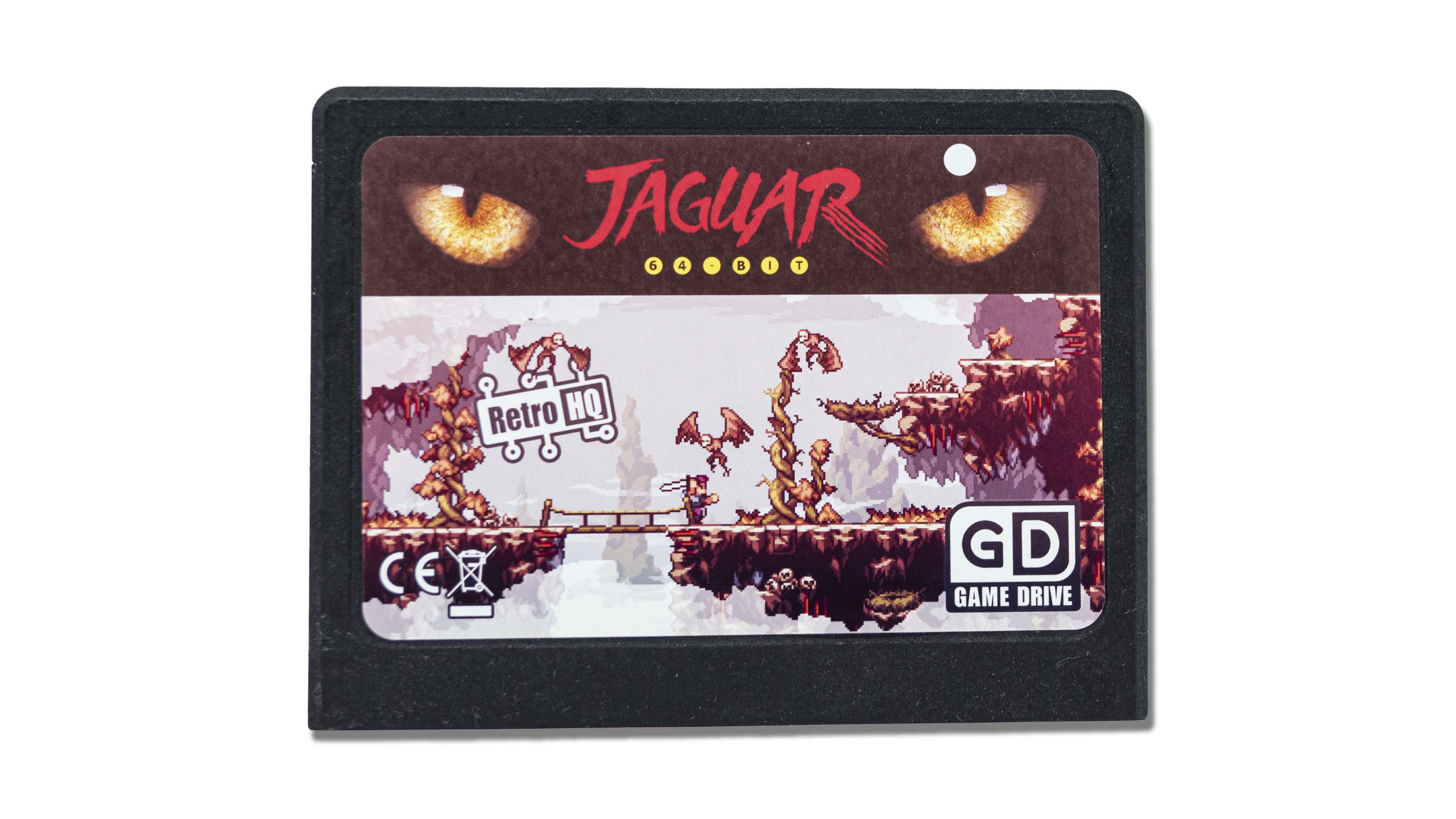 Jaguar GameDrive Pre-Orders Open