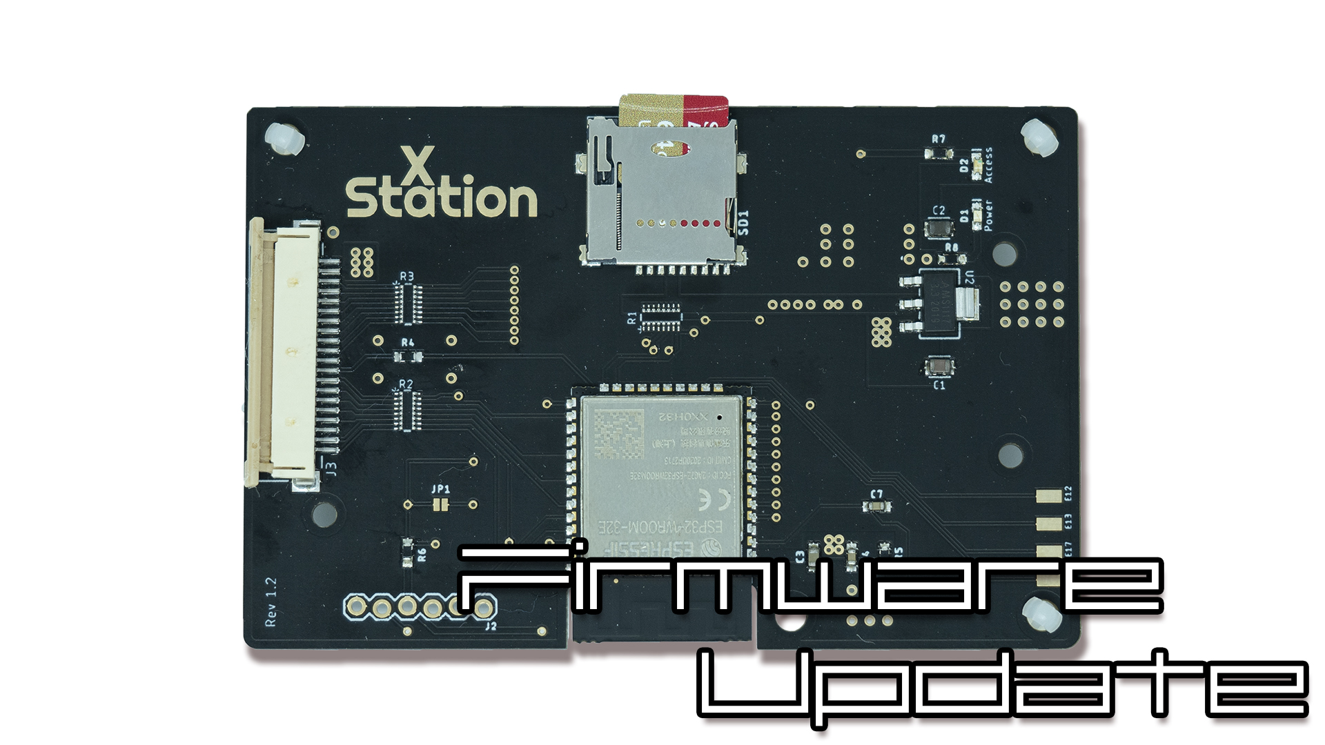 XStation Firmware Update