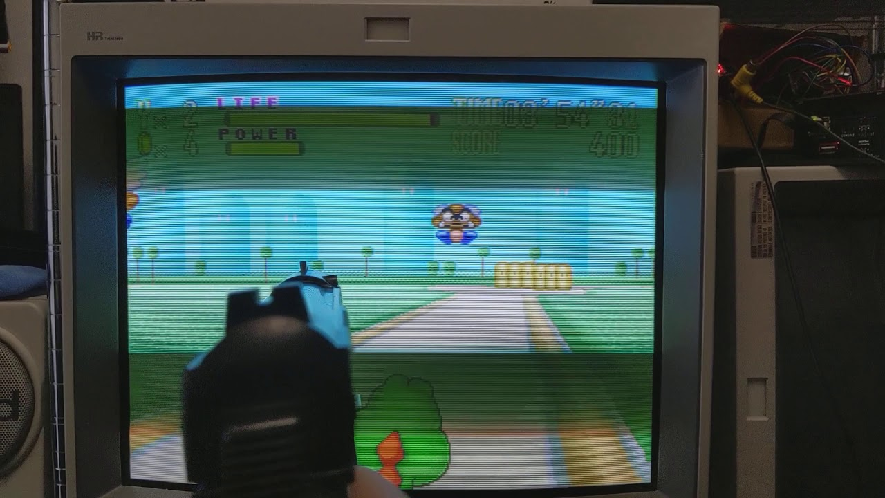 GUN2CRT Adapter Teased Showing MiSTer Compatibility