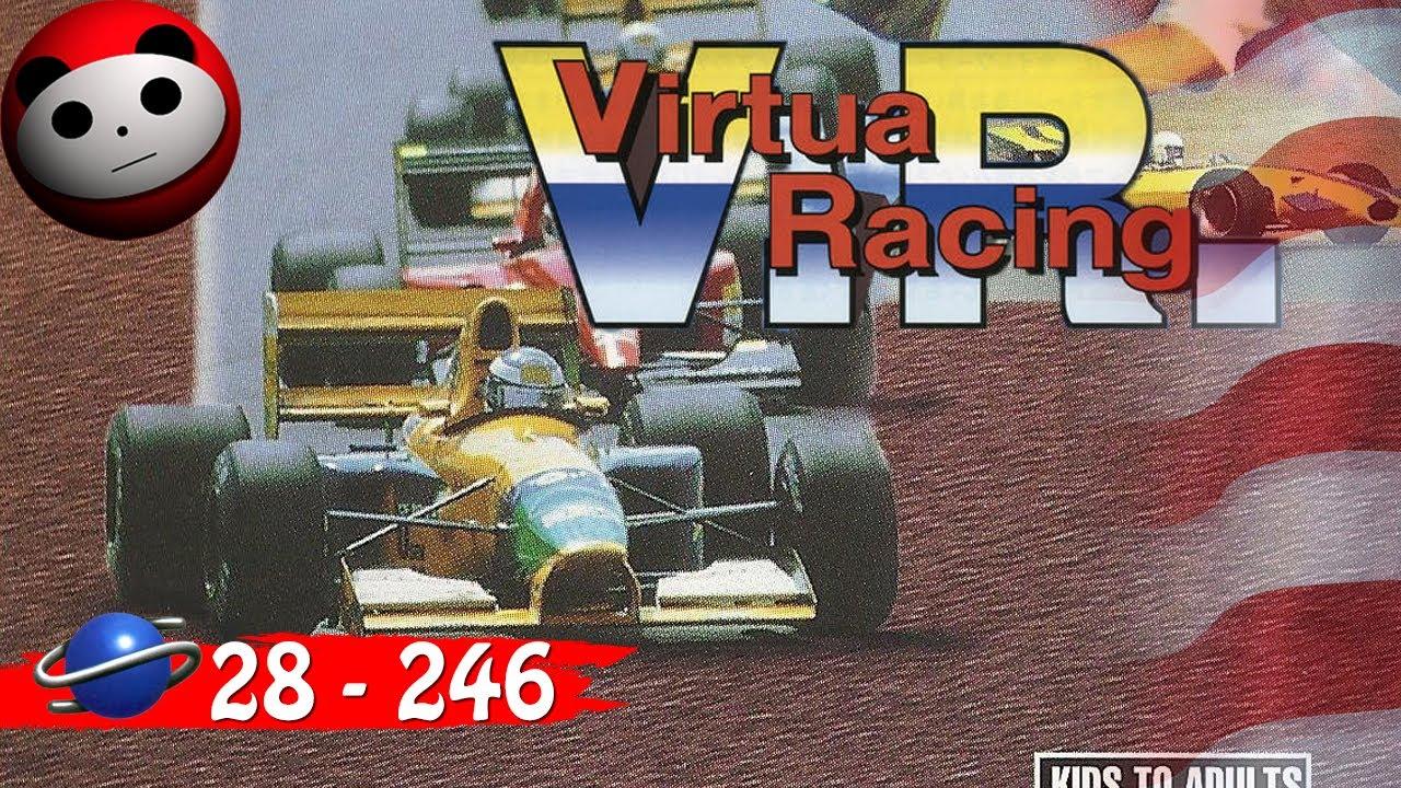 Sega Saturn Virtua Racing Documentary