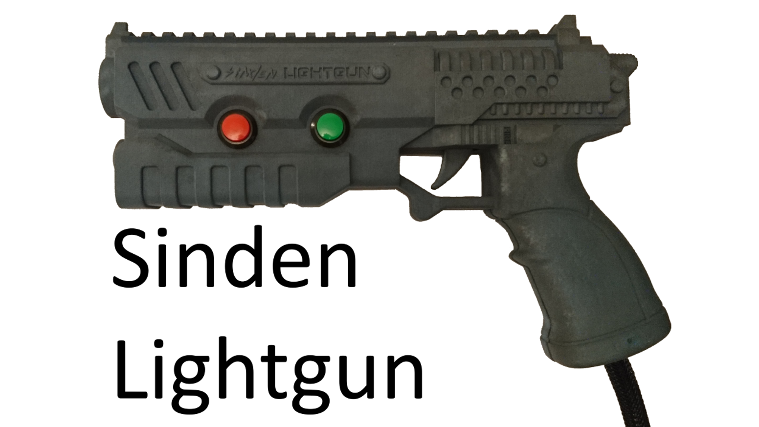 Sinden Light Gun Available + Review